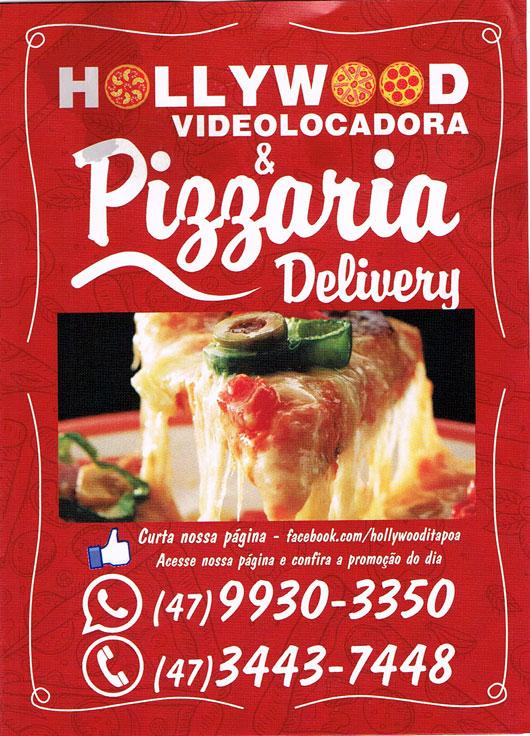 hollywood pizzaria Itapoá