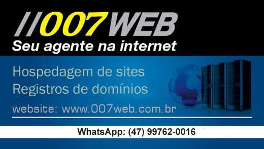 Hospedagem de Sites em Itapoá